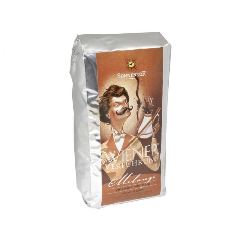 Káva vídeňské pokušení melange Sonnentor BIO - 500 g