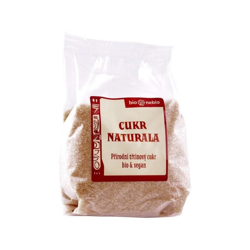 Naturala přírodní třtinový cukr Bio nebio BIO - 400 g