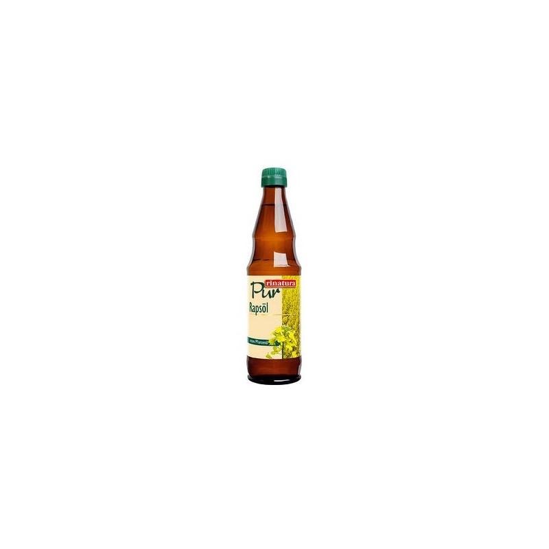 Řepkový olej za studena lisovaný Rinatura BIO - 250 ml