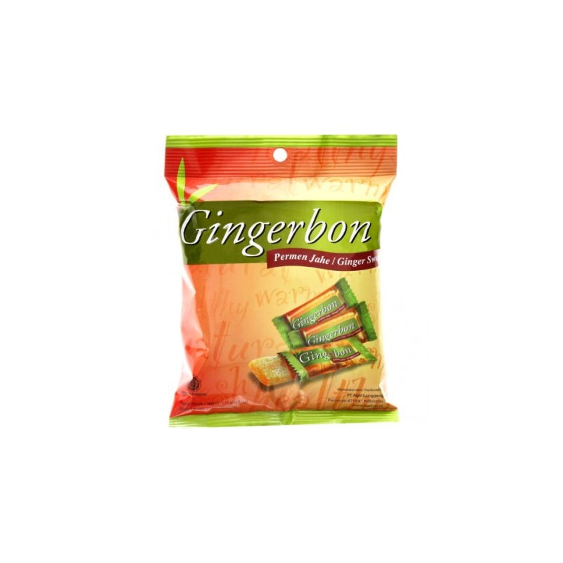 Zázvorové bonbóny Gingerbon - 125 g