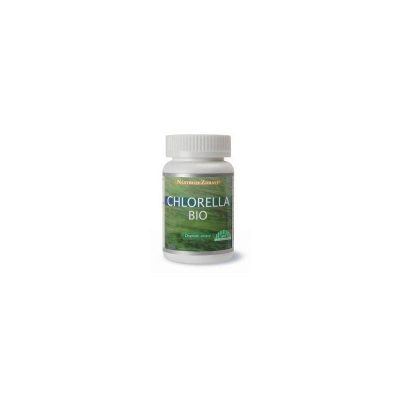 Chlorella Nástroje zdraví BIO - 50 g