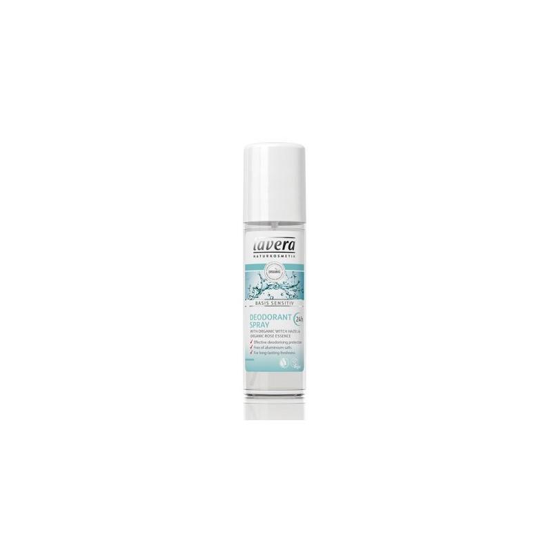 Sensitiv deodorant sprej 75 ml Lavera - 75 ml