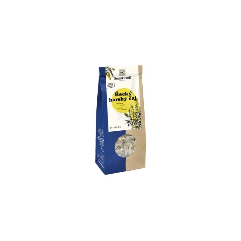 Řecký horský čaj Sonnentor BIO - 40 g