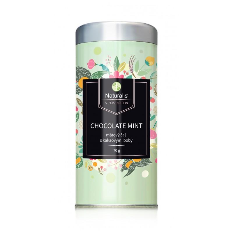 Čaj Chocolate Mint Naturalis Special Edition - 70g