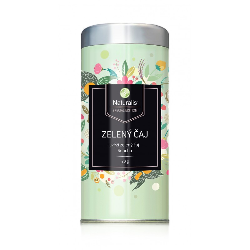 Zelený Čaj Naturalis Special Edition - 70g