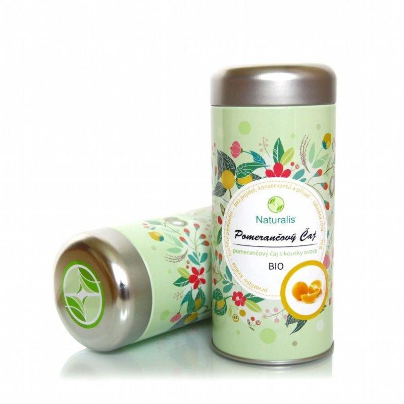 Pomerančový Čaj Naturalis BIO - 70g