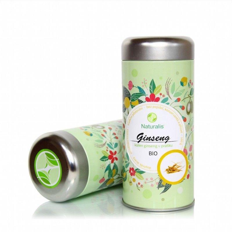 Ginseng Naturalis BIO - 100g