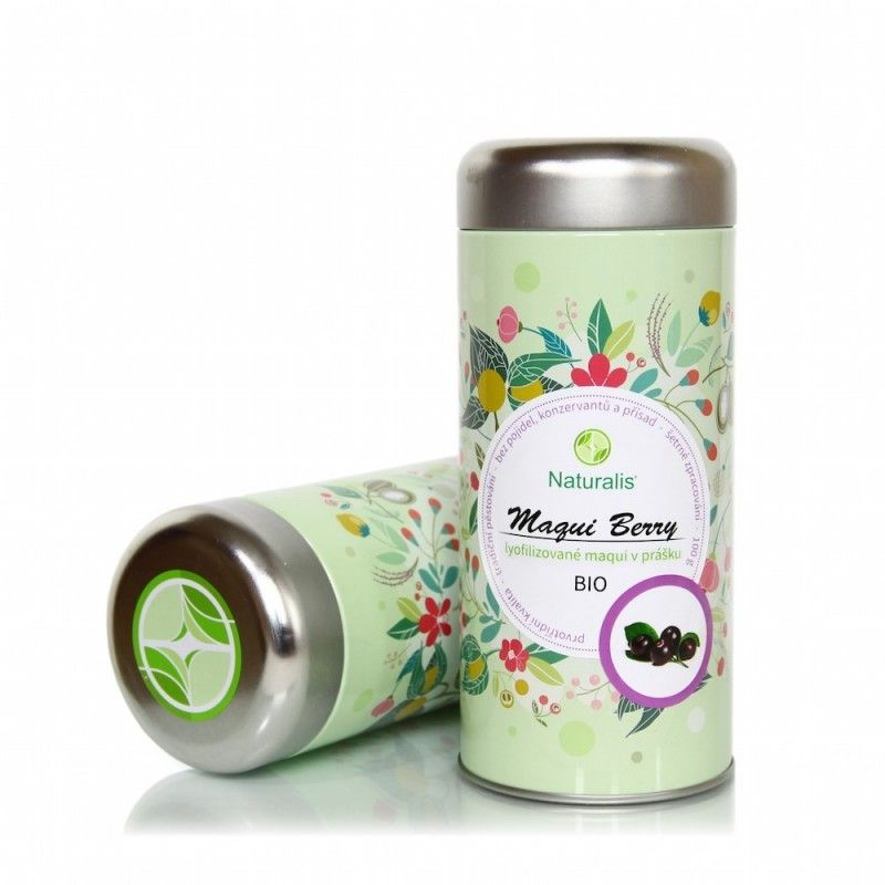 Maqui Berry Naturalis BIO - 100g