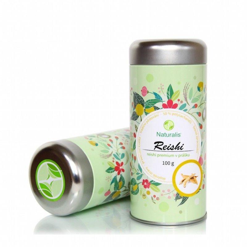 Reishi Premium Naturalis - 100g