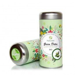 Green Detox Naturalis BIO - 70g