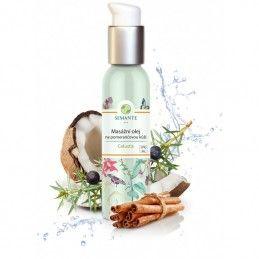 """Masážní olej na pomerančovou kůži """"Celustis"""" BIO Semante by Naturalis - 100 ml"""