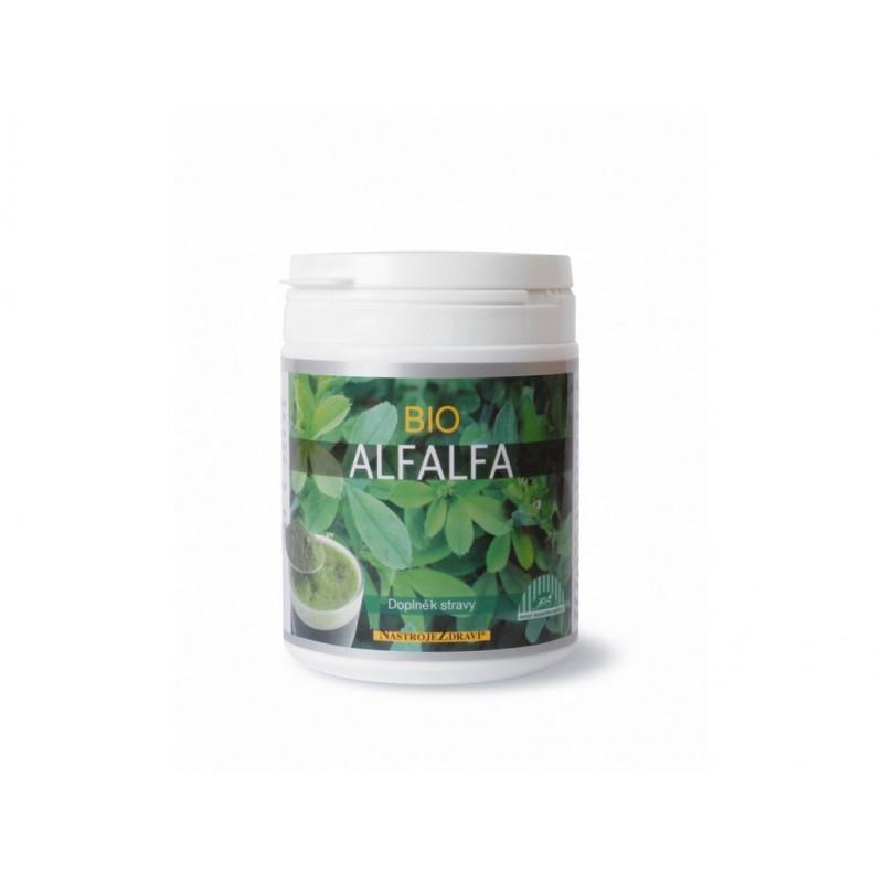 Alfalfa Nástroje zdraví BIO - 80 g