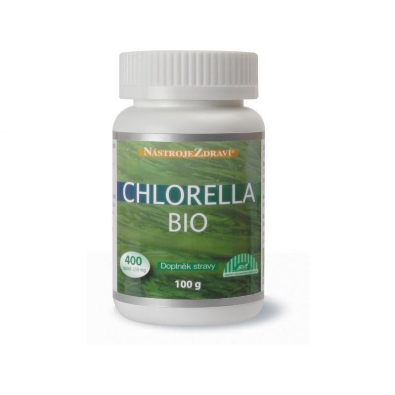 Chlorella Nástroje zdraví BIO - 100 g