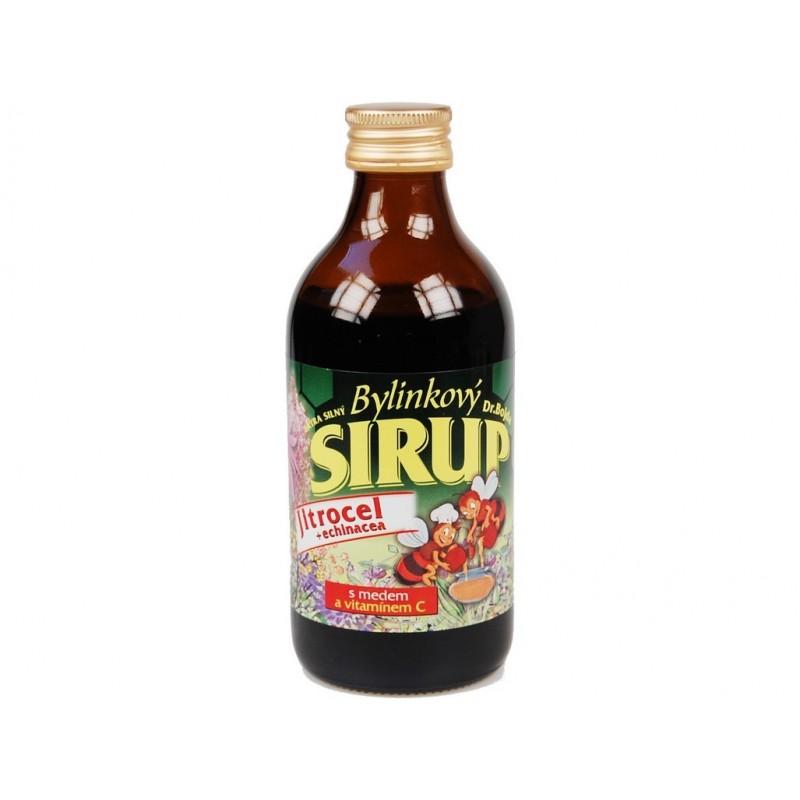 Sirup Jitrocel + Echinacea Jankar Profi - 325 g