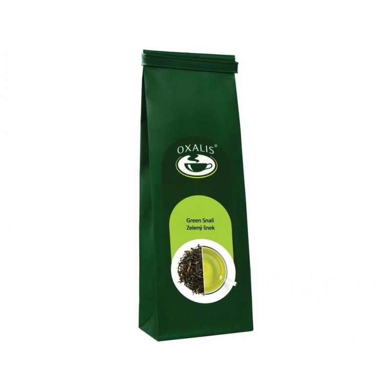 Green snail (zelený šnek) Oxalis - 70 g