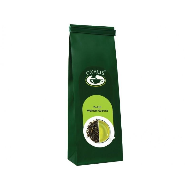 Pu - Erh wellness guarana Oxalis - 60 g