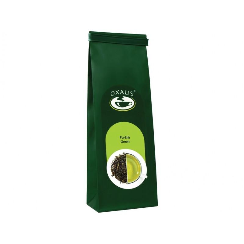 Pu - Erh green Oxalis - 40 g