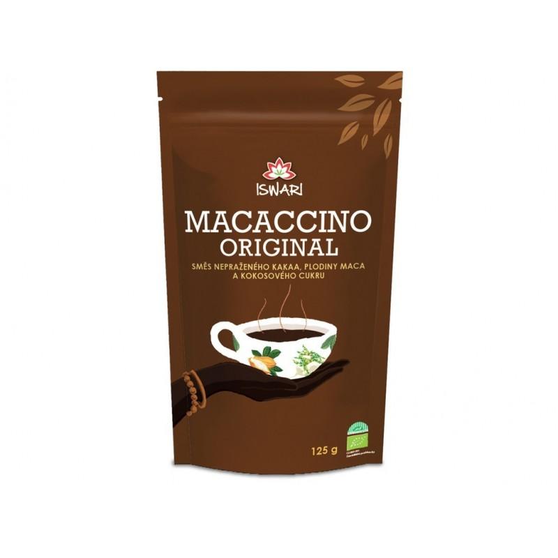 Macaccino Iswari BIO - 125 g