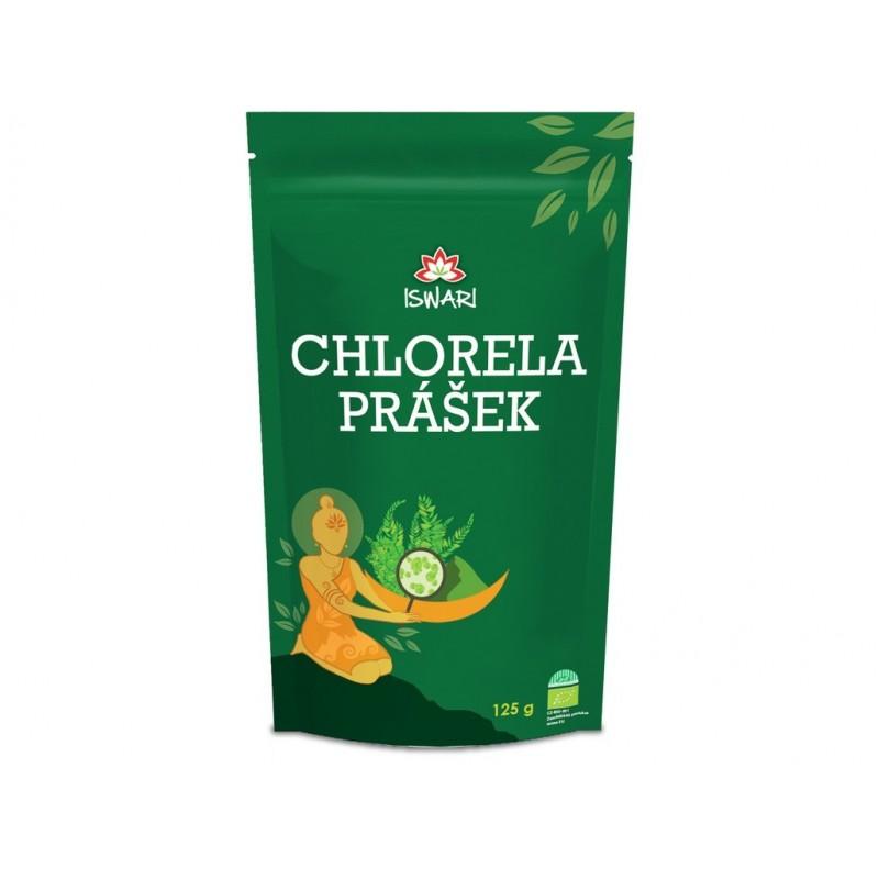 Chlorella Iswari BIO - 125 g