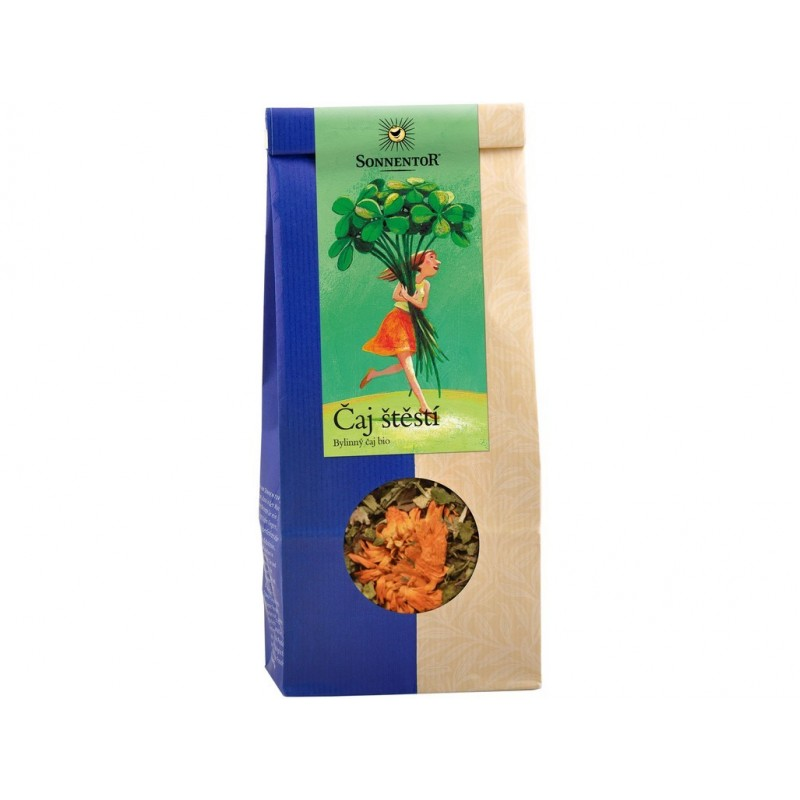 Čaj štěstí Sonnentor BIO - 50 g