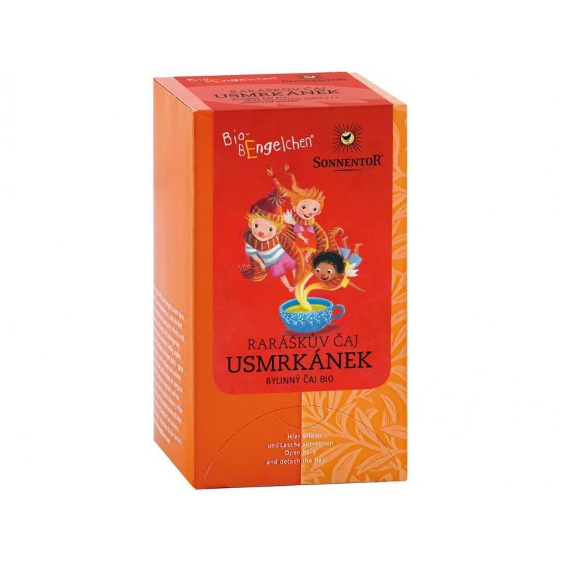 Raráškův čaj (usmrkánek bylinný) Sonnentor BIO - 20 g (20 sáčků)