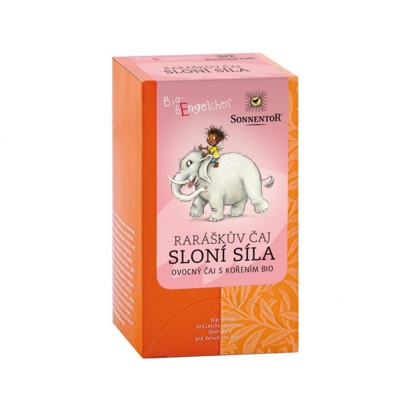 Raráškův čaj (sloní síla) Sonnentor BIO - 40 g (20 sáčků)