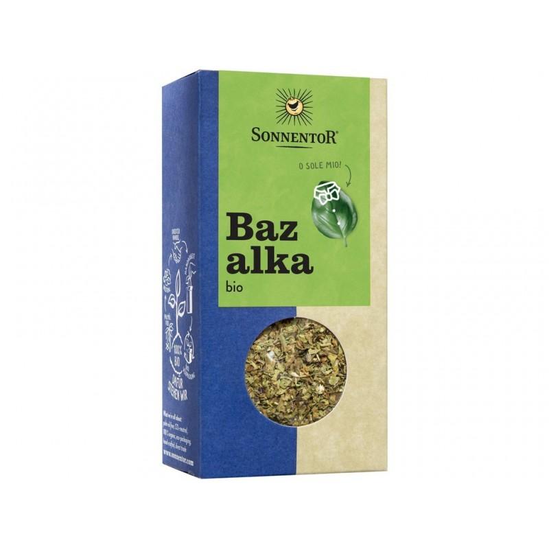 Bazalka Sonnentor BIO - 15 g