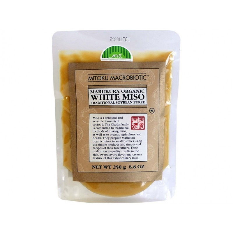 Miso sladké bílé MAKURA Sunfood BIO - 250 g