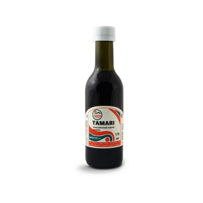 Tamari - sojová omáčka Sunfood - 175 ml