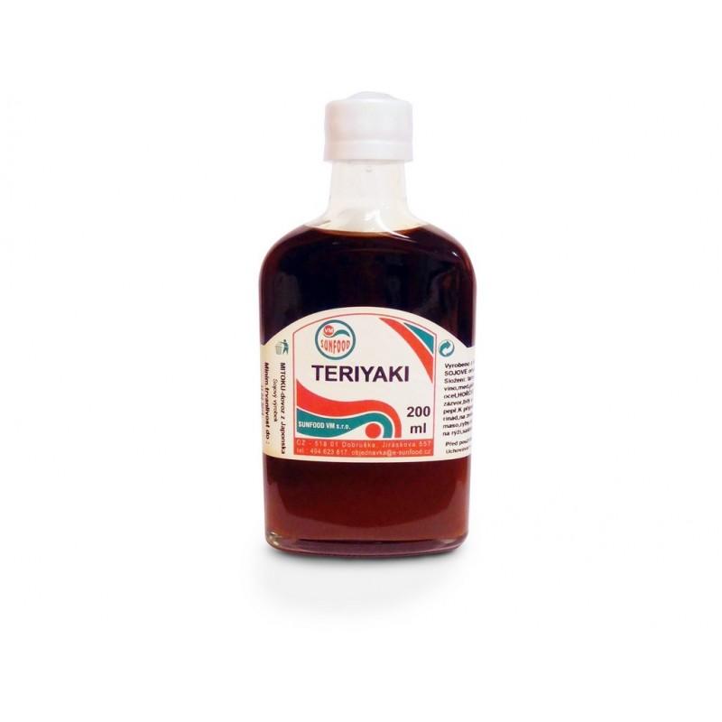 Teriyaki Sanjirushi + tamari Sunfood - 200 ml