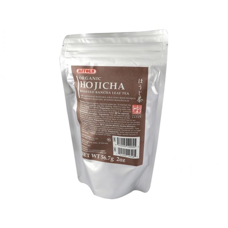 Hojicha Sunfood BIO - 56 +7 g