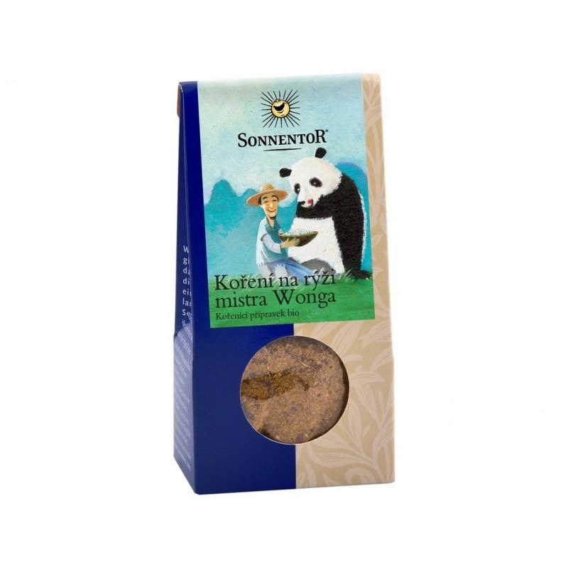 Koření na rýži mistra Wonga Sonnentor BIO - 40 g