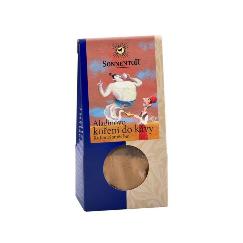Aladinovo koření do kávy Sonnentor BIO - 25 g