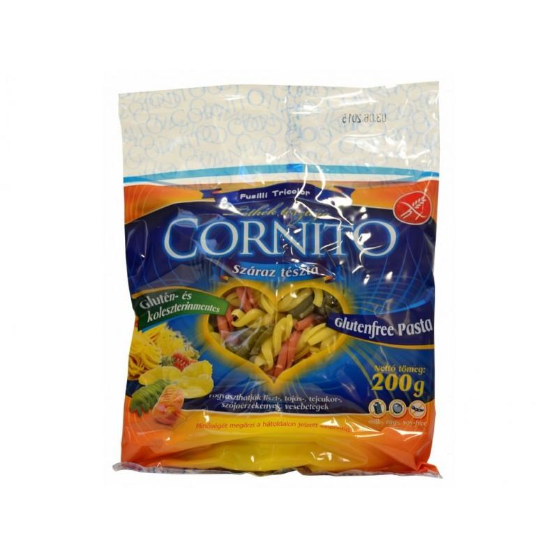 Twister / Fusilli barevné Cornito - 200 g