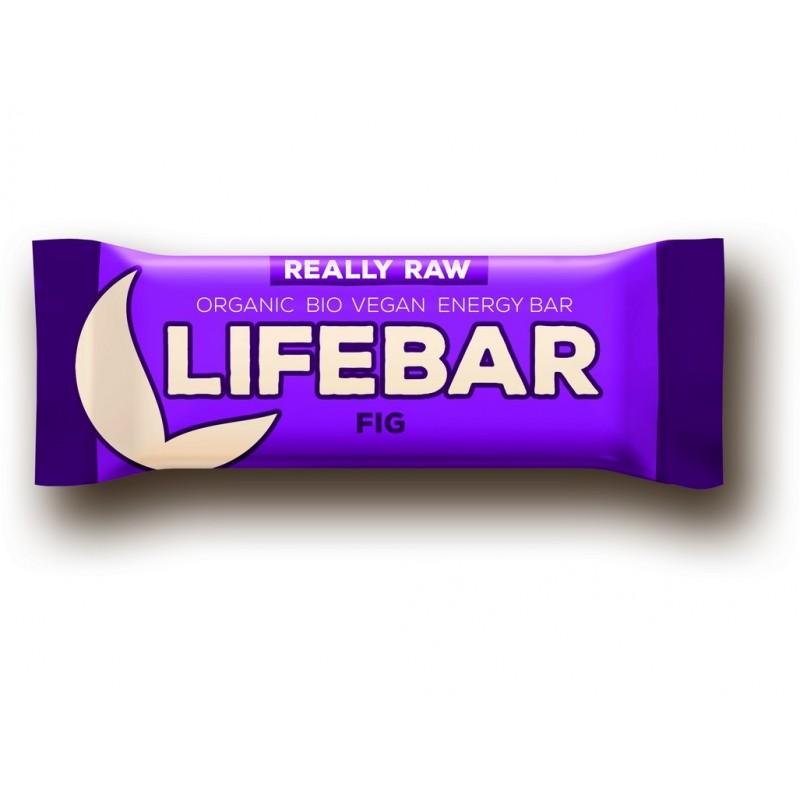 Tyčinka Lifebar fíková Lifefood BIO - 47 g