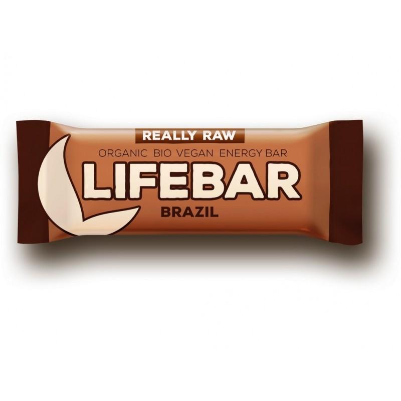 Tyčinka Lifebar brazilská Lifefood BIO - 47 g