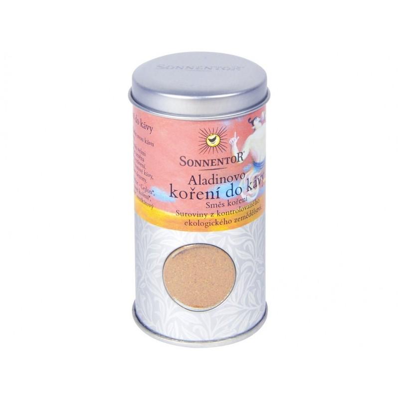 Aladinovo koření do kávy Sonnentor BIO - 35 g
