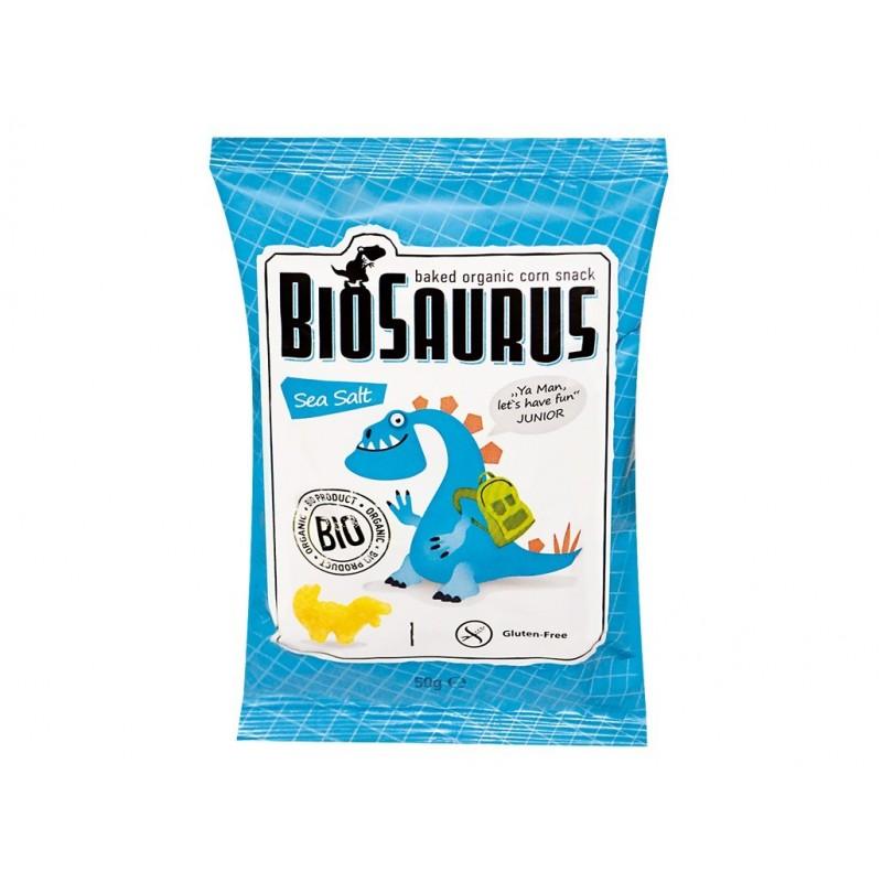 Křupky slané Biosaurus BIO - 50 g