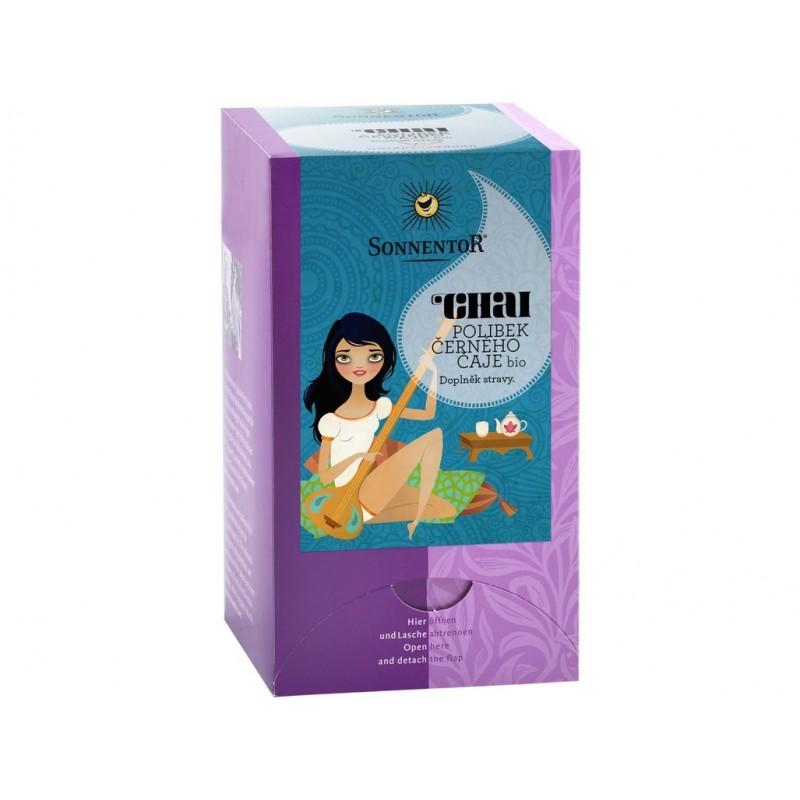 Chai - polibek černého čaje Sonnentor BIO - 36 g
