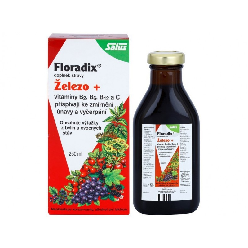Salus Floradix - 250 ml