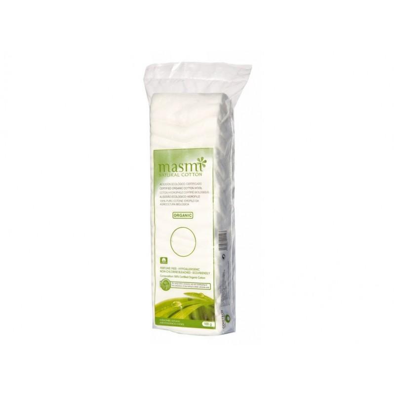 Vata z organické bavlny Masmi - 100 g