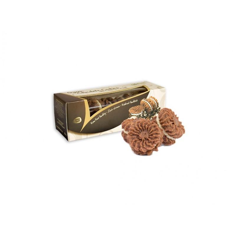 Koláčky čokoládové s kešu krémem Lifefood BIO - 80 g