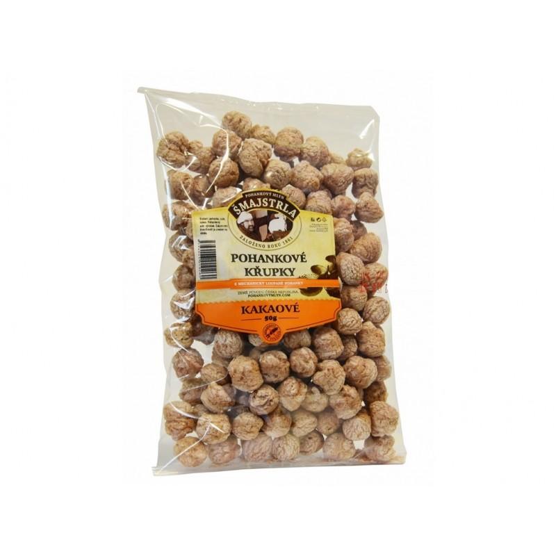 Pohankové křupky kakaové Šmajstrla - 50 g