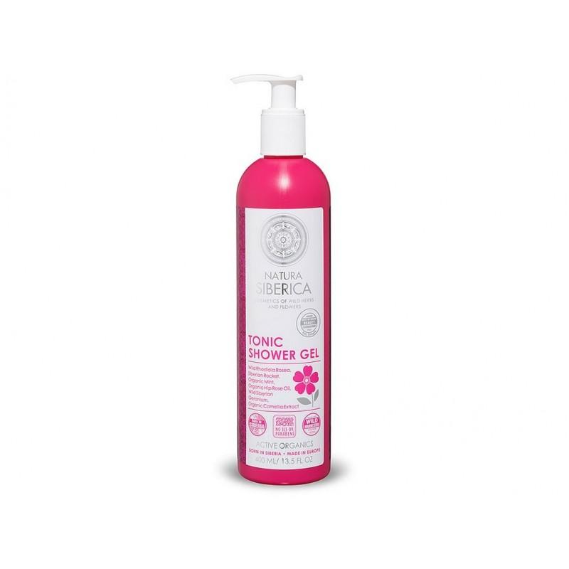 """Sprchový gel """"tonizující"""" Natura Siberica - 400 ml"""