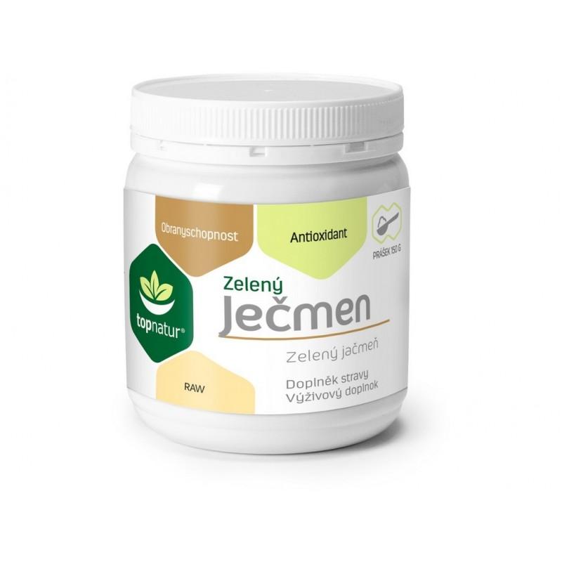 Zelený ječmen Topnatur - 150 g