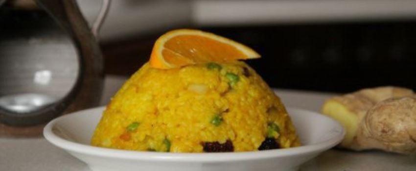 Rýže s vůní dálek
