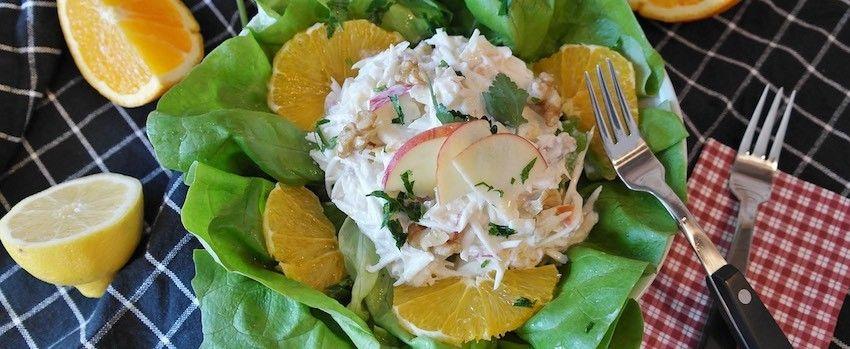 Celerová pomazánka s konopnými semínky