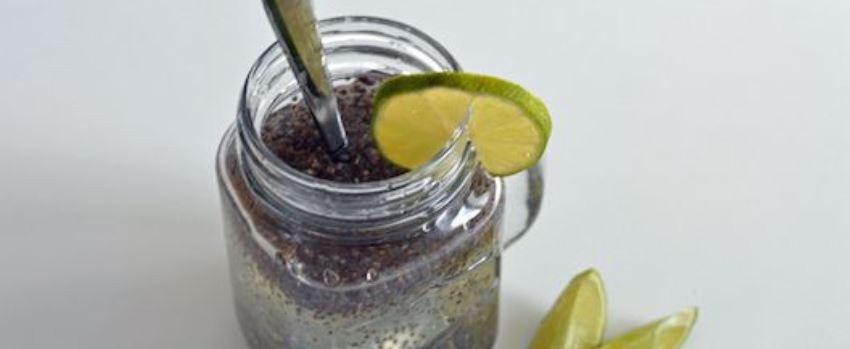 Přírodní energy drink z chia semínek (Iskiate)