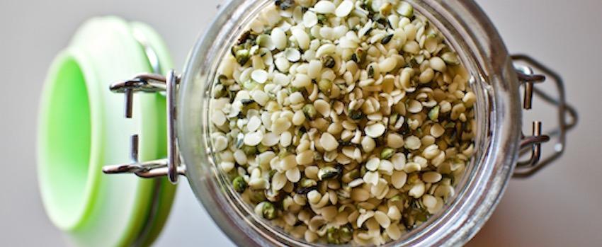 K čemu slouží konopná semínka?
