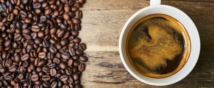 Káva s medicinální houbou reishi